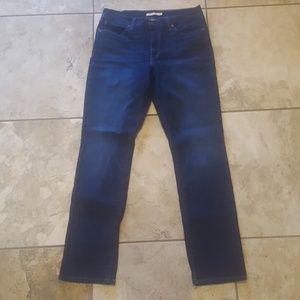 Levi's 414 Classic Straight Leg Jeans Size 30